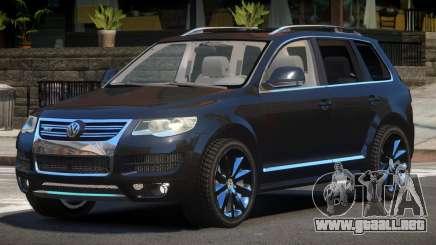 Volkswagen Touareg ST para GTA 4