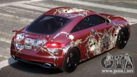 Audi TT R-Tuning PJ4 para GTA 4