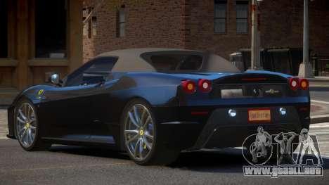 Ferrari Scuderia SR para GTA 4