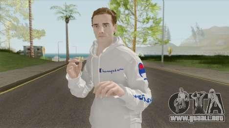 Antoine Griezmann para GTA San Andreas