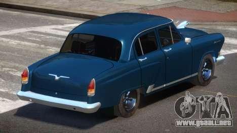 GAZ 21 RS para GTA 4