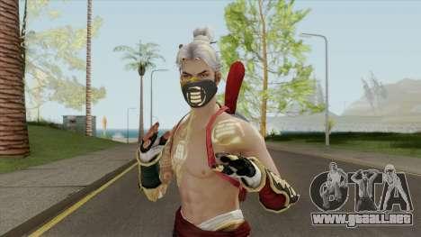 Yin Yang (Special Skin) para GTA San Andreas