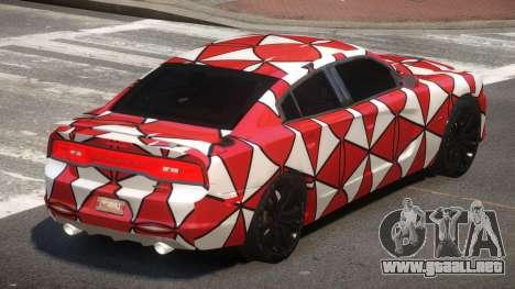 Dodge Charger L-Tuned PJ2 para GTA 4