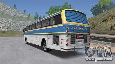 CMA Scania Flecha Azul VII 1978 para GTA San Andreas