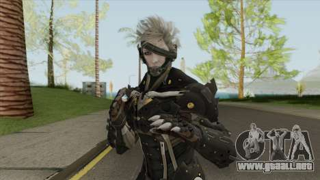 Raiden (Metal Gear Rising: Revengeance) para GTA San Andreas