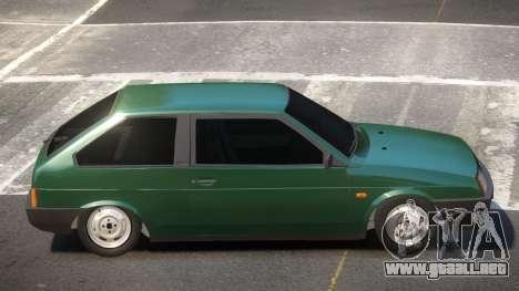 VAZ 2108 L-Tuned para GTA 4