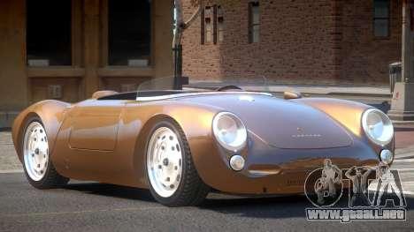 Porsche 550 Old para GTA 4