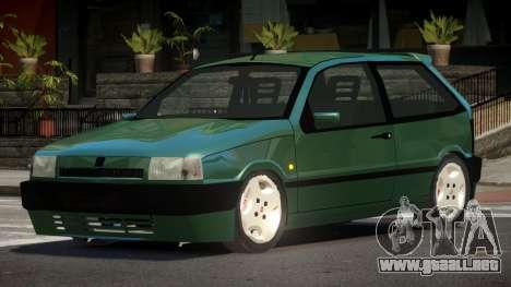 Fiat Tipo RS para GTA 4