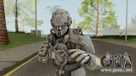 Trooper (Killzone: Shadow Fall) para GTA San Andreas