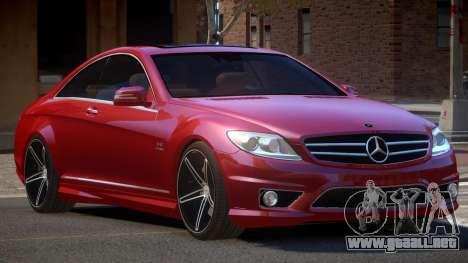 Mercedes Benz CL65 ST para GTA 4