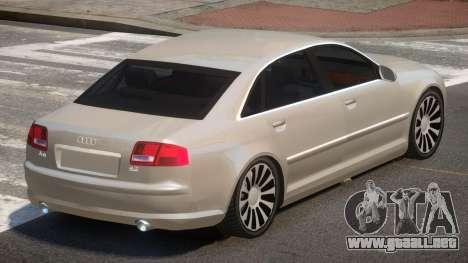 Audi A8 V2.3 para GTA 4