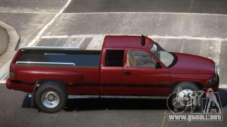 1995 Dodge Ram 3500 para GTA 4