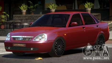 Lada Priora RT para GTA 4
