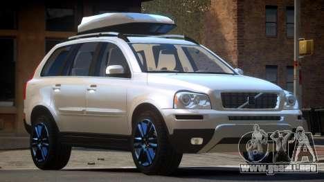 Volvo XC90 LT para GTA 4