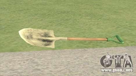 Shovel (HD) para GTA San Andreas