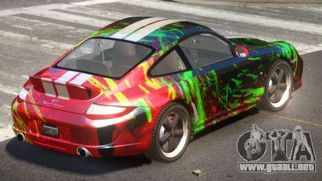 Porsche 911 LS PJ1 para GTA 4