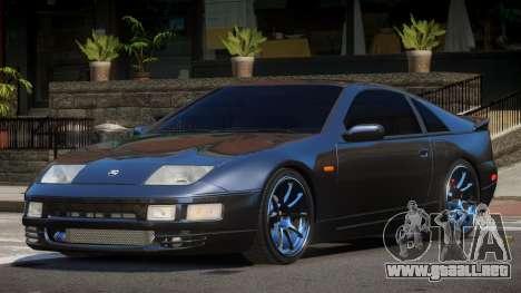 Nissan 300ZX L-Tuning para GTA 4