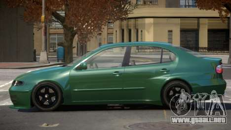 Seat Toledo TTR para GTA 4