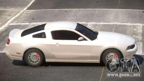 Ford Shelby GT V1.1 para GTA 4