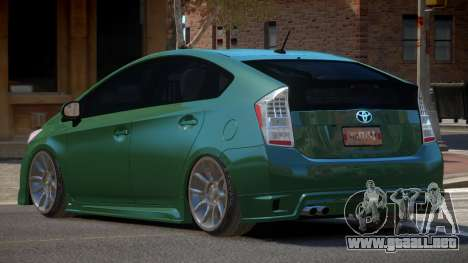 Toyota Prius LT para GTA 4