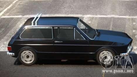 Volkswagen Brasilia LS para GTA 4