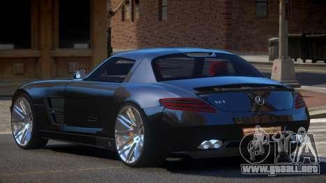 Mercedes Benz SLS LT para GTA 4