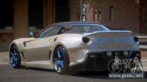Ferrari 599 RTX para GTA 4