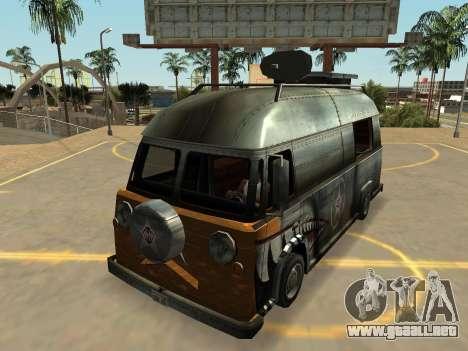 Circonio Viaje Clásico (FIV,Insignias,Extras,PJ) para GTA San Andreas