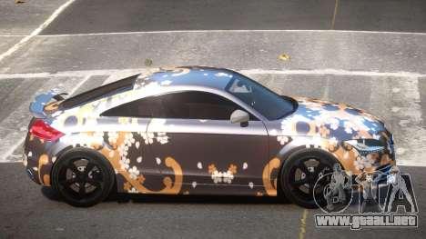 Audi TT R-Tuning PJ2 para GTA 4