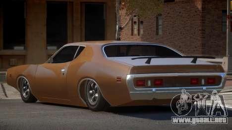 Dodge Charger RT S-Tuned para GTA 4