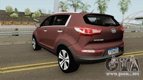 Kia Sportage 2015 (IVF) para GTA San Andreas