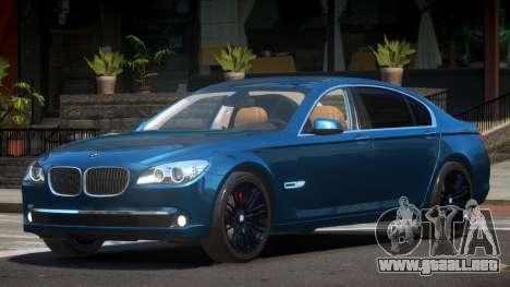 BMW 750Li E-Style para GTA 4