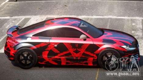 Audi TT R-Tuning PJ1 para GTA 4