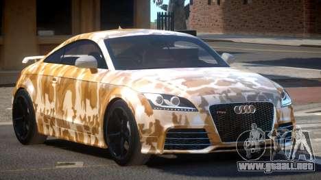 Audi TT R-Tuning PJ5 para GTA 4