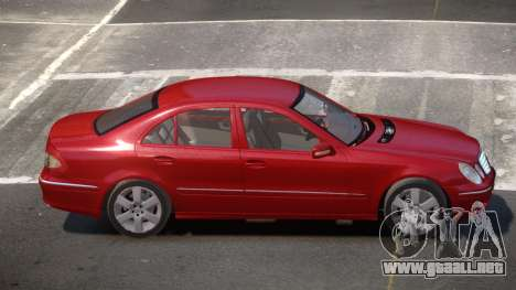 Mercedes Benz E320 ST para GTA 4