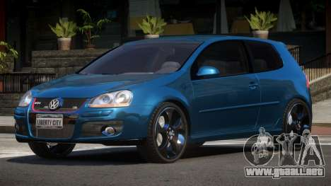Volkswagen Golf V LT para GTA 4