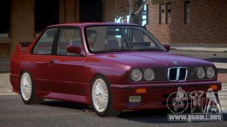 BMW M3 E30 S-Tuned para GTA 4