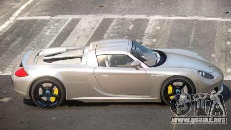 Porsche Carrera GT S-Tuned para GTA 4