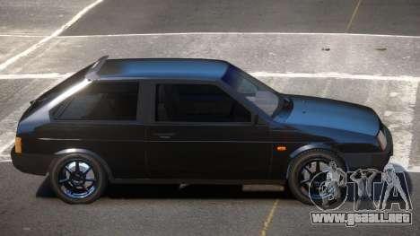 VAZ 21083 V1.1 para GTA 4