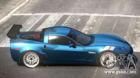 Chevrolet Corvette GS para GTA 4