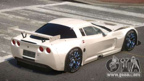Chevrolet Corvette RS Tuning para GTA 4