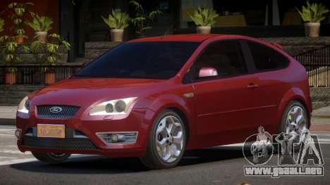 Ford Focus ST SiD para GTA 4