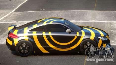 Audi TT R-Tuning PJ3 para GTA 4