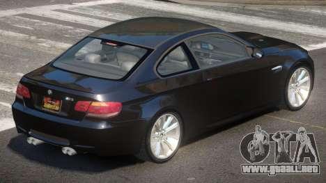BMW M3 E92 S-Tuned para GTA 4