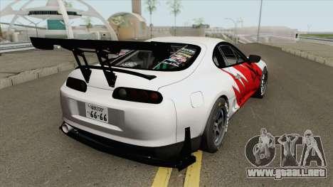 Toyota Supra (Kanjo) para GTA San Andreas