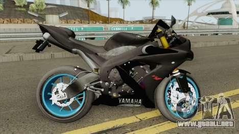 Yamaha YZF R1 2004 para GTA San Andreas