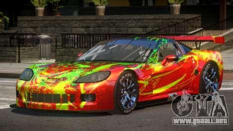 Chevrolet Corvette RS Tuning PJ2 para GTA 4