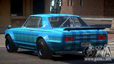Nissan Skyline GT Qz PJ5 para GTA 4