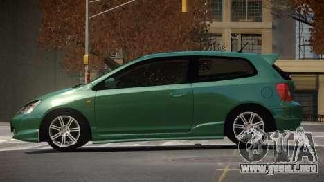 Honda Civic LS para GTA 4