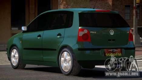 Volkswagen Polo RS para GTA 4